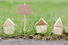 House for sale or already sold Royalty Free Stock Photo