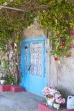 House on Samos Stock Photos