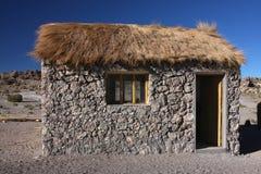House in San Juan Stock Image