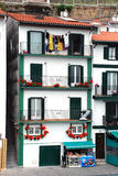 House in San Sebastian Stock Photography