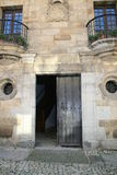House, Santillana del Mar Stock Photography