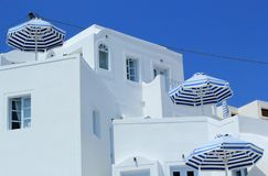 House, Santorini, Greece Royalty Free Stock Photography