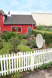 House satelite dish Stock Image