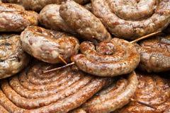 House sausage Stock Image