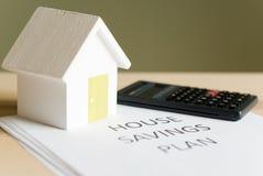 House saving Stock Photos