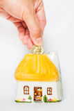 House saving Stock Photography