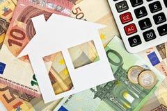 House savings Royalty Free Stock Photo