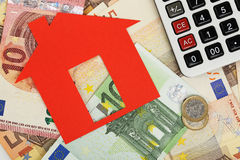 House savings Stock Images