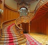 House of Scientist, Lviv, Ukraine Royalty Free Stock Photos