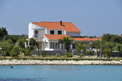 House by the sea Stock Photography