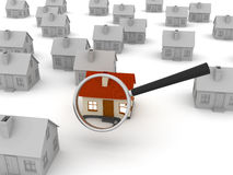 House search Stock Images