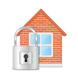 House Security Royalty Free Stock Images