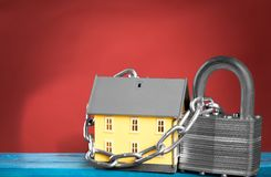 House Security stock image