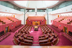 The House of the Senate Royalty Free Stock Photos