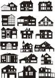 House set Stock Image