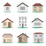 House set Royalty Free Stock Image