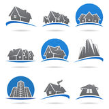 House set.Vector Royalty Free Stock Photo
