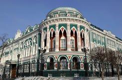 House Sevastyanova Stock Photography