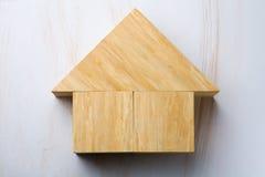 House shape Royalty Free Stock Image