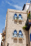 The House of Shells in Peniscola, Spain Royalty Free Stock Photo