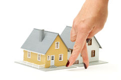 House Shopping Royalty Free Stock Images