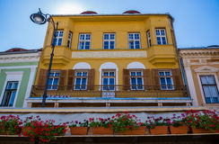 House in Sibiu Royalty Free Stock Image