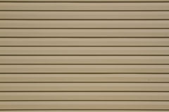 House siding Stock Image