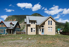 House in Silverton Stock Photos