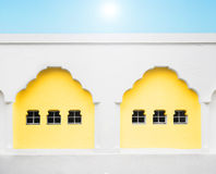 House and Sky Royalty Free Stock Images
