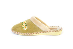 House slipper Stock Photography