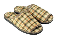 House slippers Royalty Free Stock Image