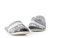 House slippers Royalty Free Stock Images