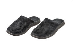 House slippers Stock Photography