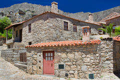 House in Sortelha, Portugal Stock Photos