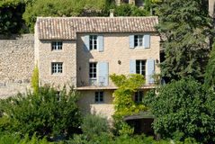 House in southern France Royalty Free Stock Photo