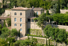 House in southern France Royalty Free Stock Images