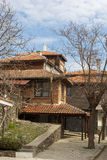 House in Sozopol Stock Images