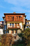 House In Sozopol Royalty Free Stock Image