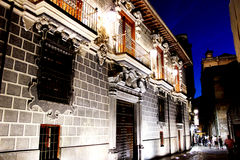 House in spain Royalty Free Stock Images