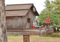 House spirits Cambodia Royalty Free Stock Photos