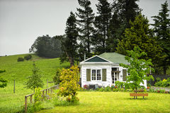 House in Springfield New Zealand Stock Images