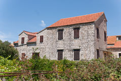 A house in stari grad Stock Image
