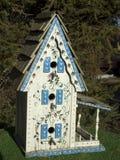 House Stock o1. An old bird house or doll house Stock Photos