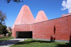 The House of Stories Paula Rego. Designed by Pritzker Prize 2011 Eduardo Souto de Moura Royalty Free Stock Photography