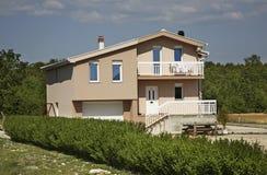 House in Studenci. Bosnia and Herzegovina Royalty Free Stock Image