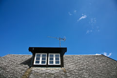 House in Sweden Stock Photography