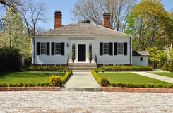 House in a symmetry Royalty Free Stock Photo