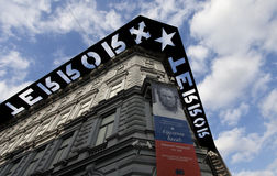 House of Terror Stock Photo