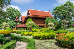 House thai style Stock Photos