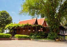 House of Thai style Royalty Free Stock Image